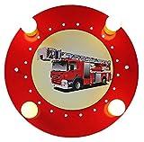 Elobra Deckenleuchte Feuerwehrauto 127223 Vergleich