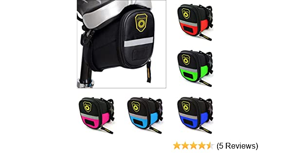 Fahrradtasche Satteltasche Werkzeugtasche Wasserdicht Satteltasche Stoßfest Sack