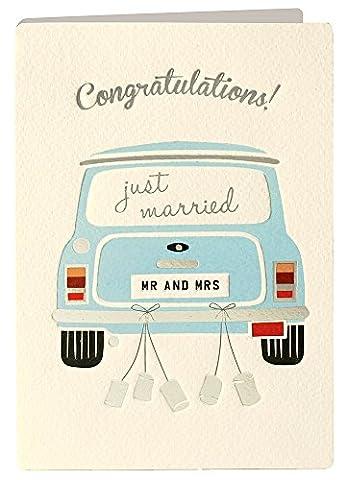 James ellis de mariage cartes de vœux