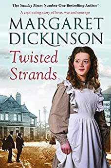 Twisted Strands by [Dickinson, Margaret]