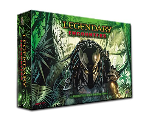 Preisvergleich Produktbild Legendary Encounters: A Predator Deck Building Game - EN