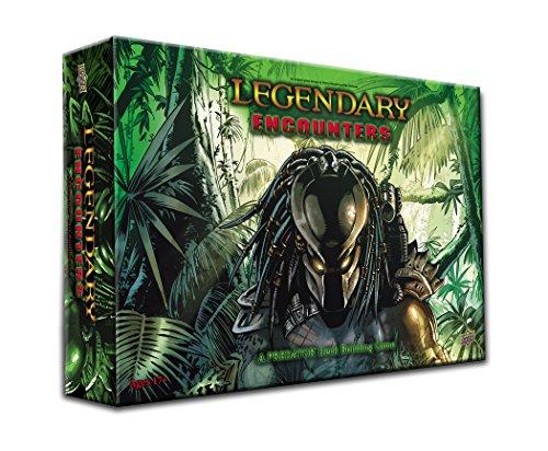 ADC Blackfire Entertainment UD83978 - Legendary Encounters A Predator Deck Building Game (Neuen Film-releases)