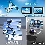 Victure-4K-Action-Cam-Wi-Fi-16MP-Ultra-FHD-Impermeabile-30M-Immersione-SottAcqua-Camera-con-Schermo-2-Pollici-170-Gradi-Ampia-Vista-Grandangolare20-Accessori-allInterno