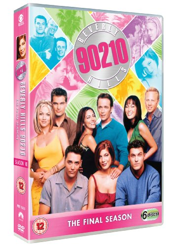 Beverly Hills 90210 - Season 10 [Import anglais]