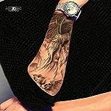 Tatuaggio Temporaneo Realistico di artista 'Muerta' - ArtWear Tattoo Reaper - B0058 M