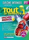 IFSI Tout le semestre 1 en fiches mémos - Diplôme infirmier - 2e édition - Diplôme d'Etat infirmier
