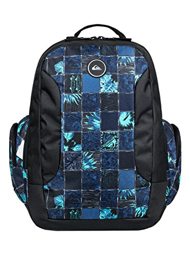 Quiksilver Schoolie II, Zaino Uomo, Blu (Bijou Blue), 44 Centimeters