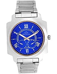 Olvin Analouge Blue Dial Unisex Watch