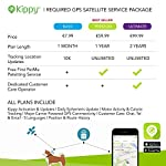 Pet GPS Tracker for Dogs and Cats by Kippy | GPS Monitoring & Activity Monitor for Dogs, Cats and more | Simply attach… 13