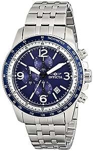 Invicta Herren-Armbanduhr Edelstahl XL Invicta Specialty Chronograph Quarz 13961