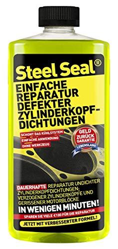 Steel Seal - Einfache Reparatur defekter Zylinderkopfdichtungen für alle Kfz - Jetzt mit verbesserter Formel