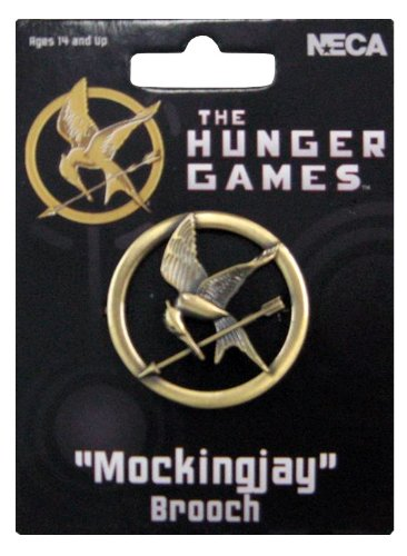 s Replik 1/1 Mockingjay Brosche (Buch-Version) ()