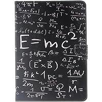 """KATUMO® Fundas Tablet Samsung Galaxy Tab A 9.7"""" SM-T550/555, Buena Calidad Carcasa Cubierta Caso para Galaxy Tab A 9.7"""" Funda Cuero Cartera Protectora Flip Case Cover-Negro 1"""