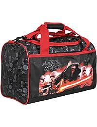 PERLETTI Bolso Deportivo Niño de Star Wars – Bolsa de Deporte Infantil de  la Guerra de Las Galaxias para el Gimnasio 41f78919983f0