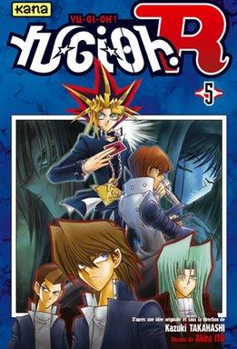 Yu-Gi-Oh ! - R Vol.5
