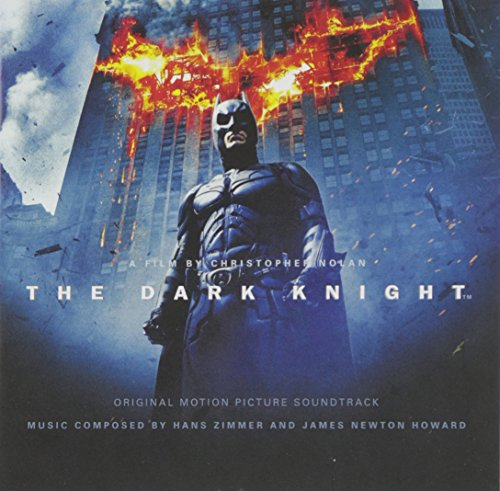 : The Dark Knight (Audio CD)