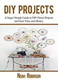 DIY Projects: A Super Simple Guide to DIY Home Projects and Save Time and Money (DIY Household Hacks,DIY Tips, DIY Ideas Book 1)