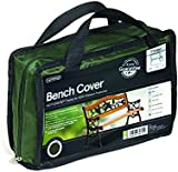 1.2m (4ft) 2 Seater Bench Cover - Green