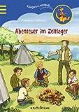 Abenteuer im Zeltlager - Friederike Wilhelmi