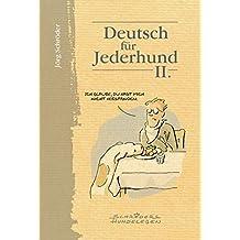 Deutsch für Jederhund II