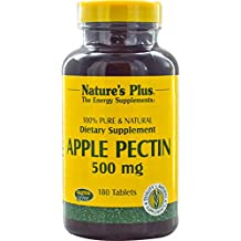 La pectina de manzana, 500 mg, 180 tabletas - Plus de la naturaleza