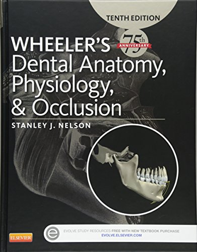 Wheeler's Dental Anatomy, Physiology and Occlusion, 10e