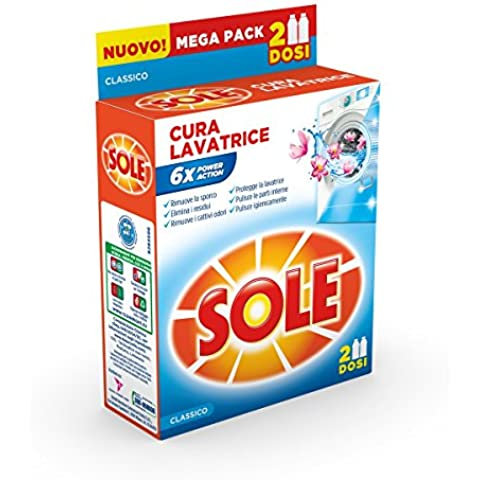 Sole Cura Lavatrice - Pacco da 2