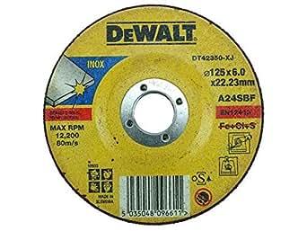 Dewalt DWA8062-IN Cut Off Wheel, 125 x 1.2 x 22.23mm