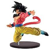 Banpresto-81328 Dragonball Súper Saiyan 4 Son Goku Especial, (81328)