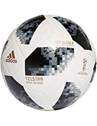 adidas PALLONE FIFA WORLD CUP TOP GLIDER Bianco 2018