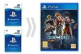 PSN Guthaben-Aufladung für Jump Force - Standard Edition [PS4 Download Code - österreichisches Konto]