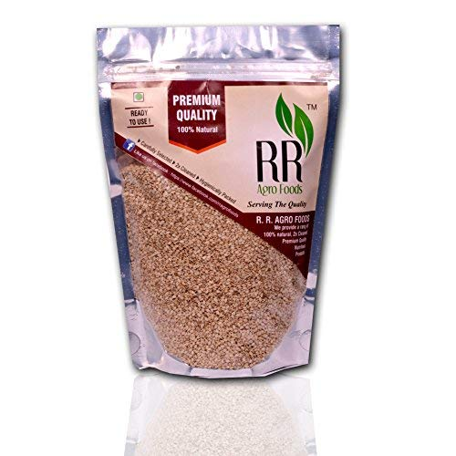Sesame White Seed (Till) 500gms (17.63 Oz) - Best For Sweets And Bakery Product -