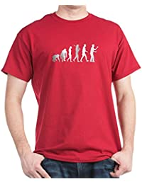 CafePress - Darts Players Bullseye Dark T-Shirt - 100% Cotton T-Shirt