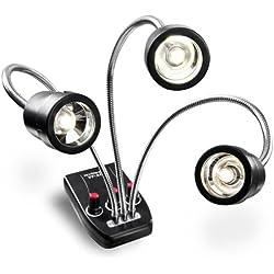 Walimex Lampes LED macro par 3