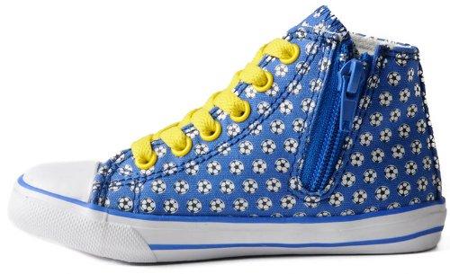 EB kids Fly High 671038 Unisex-Kinder Sneaker blau