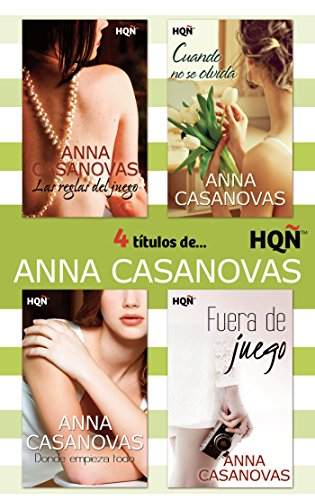 Pack HQÑ Anna Casanovas (Spanish Edition)