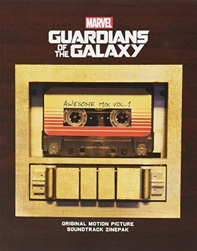Guardians of the Galaxy limited edition 'zine pak by Blue Swede