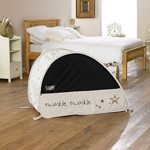 Koo-di 100 x 60 x 73 cm Sun and Sleep Pop Up Travel Bubble Cot