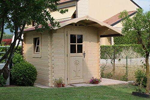 Casetta in legno la pratolina di alta qualit la for La pratolina casette