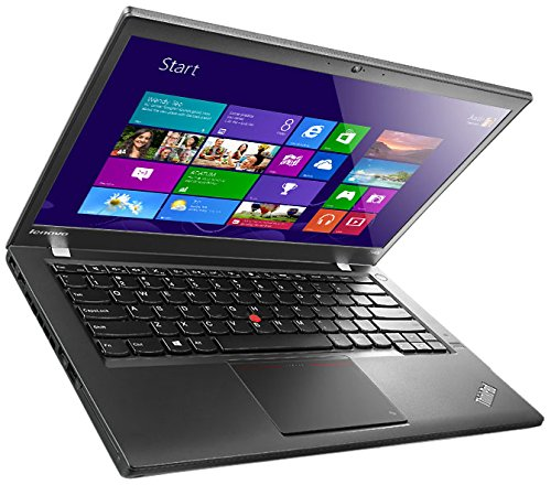 Lenovo T440S LTE Thinkpad Notebook, Processore Core i7, 2.10 GHz, i7-4600U, 64 Bit, RAM 8 GB, DDR3L