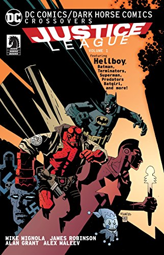 DC Comics/Dark Horse Comics: Justice League Vol. 1