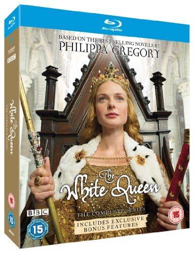 The White Queen - Series 1 [Blu-ray]