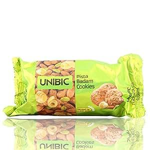 Unibic Cookies, Pista Badam, 75g