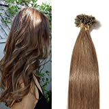 REMY HUMAN HAIR CAPELLI VERI Remy capelli impediscono agli stessi di arruffarsi o annodarsi in quanto le cuticole sono rivolte nella stessa direzione. Sono morbidi al tatto, vellutati e lisci.  Vantaggi: 1.Un metodo facile per aggiungere lunghezza o ...