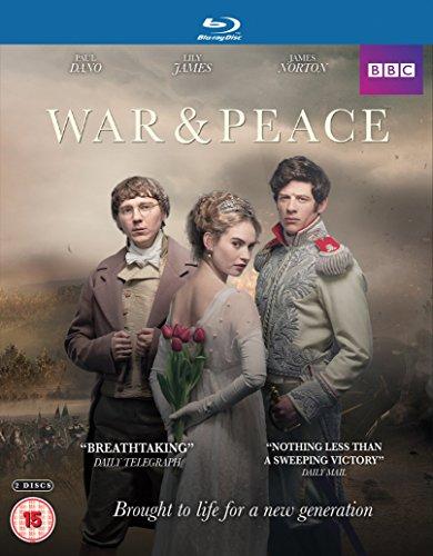 War & Peace [Blu-ray] [UK Import] -