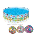 #6: Intex Inflatable Snapset Pool - 5ft