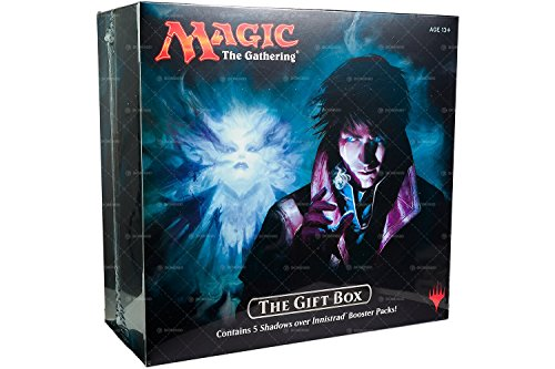 Magic The Gathering MTG-SOI-GB-EN - Shadows Over Innistrad Gift Box - Englisch