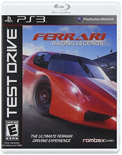 Test Drive: Ferrari Legends - Playstation 3 by Atari