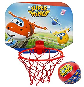 Super Wings - Set Mini Basket (Amijoc Toys 624)