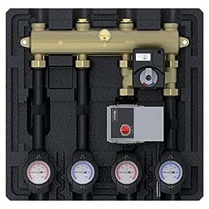 Module hydraulique Compact pour 2 circuits haute performance Colis EA145 Réf 100020169